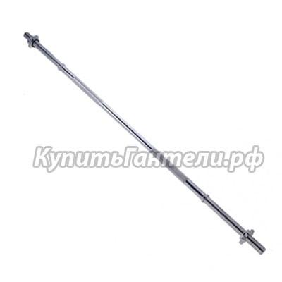 Гриф для штанги 180 см  d-25мм; d-30мм